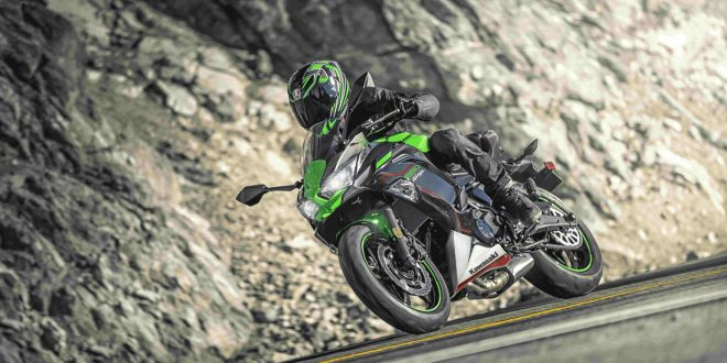 Top 3 Motorbikes from Kawasaki India