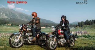 All-New Royal Enfield 350 Classic Reborn